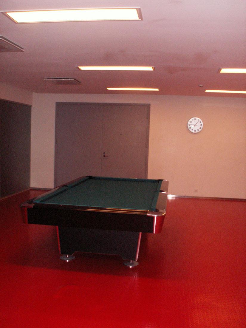 p rnu veekeskuse piljardi saal 2011. Black Bedroom Furniture Sets. Home Design Ideas